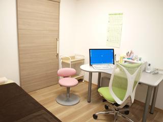 診察室(1)